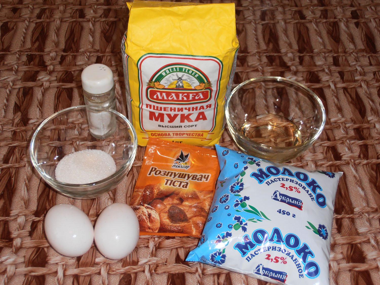 Как сделать блинчики на молоке рецепт фото 184