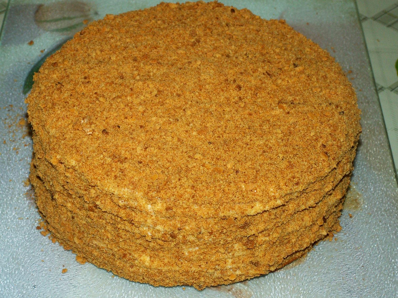 Самый простой медовый торт рецепт с фото в домашних условиях