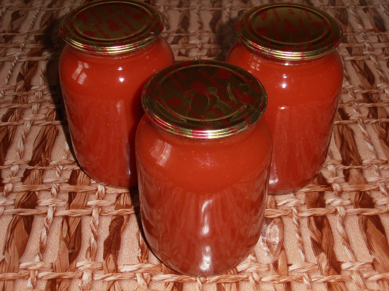 Как сделать томатный сок из помидор