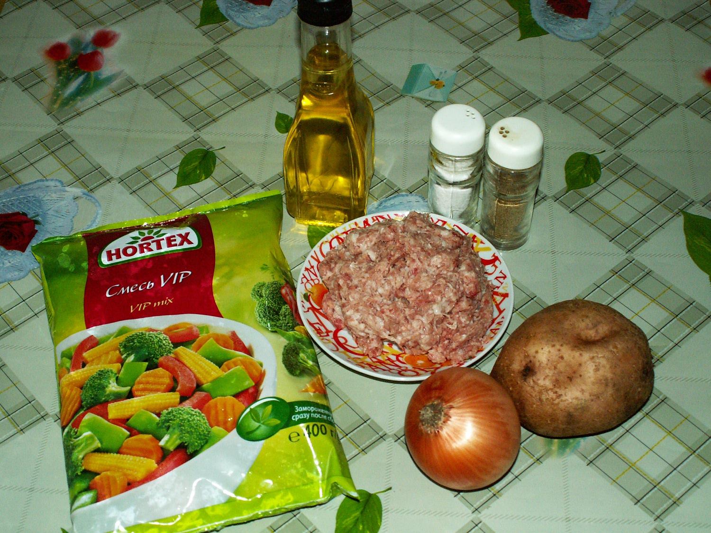 Рецепты супов из овощных смесей