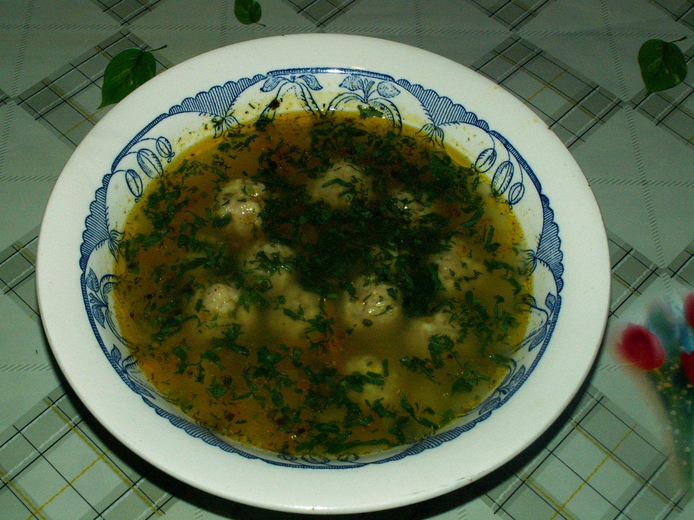 суп с фрикадельками рецепт и сливками рецепт