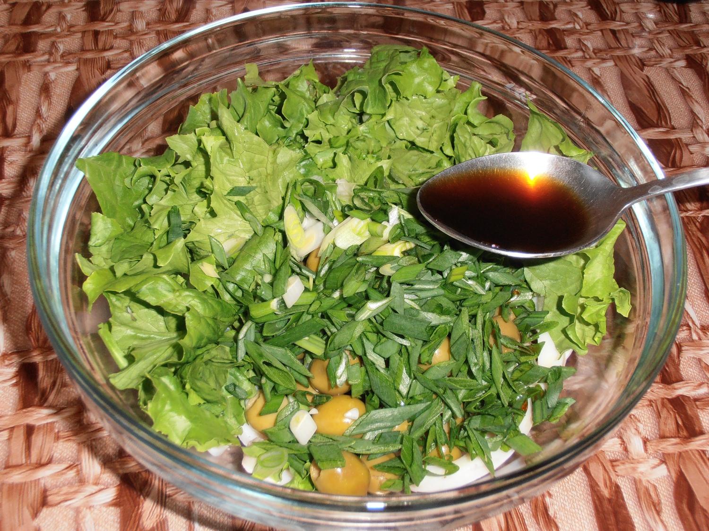 Как приготовить салаты с соевым соусом