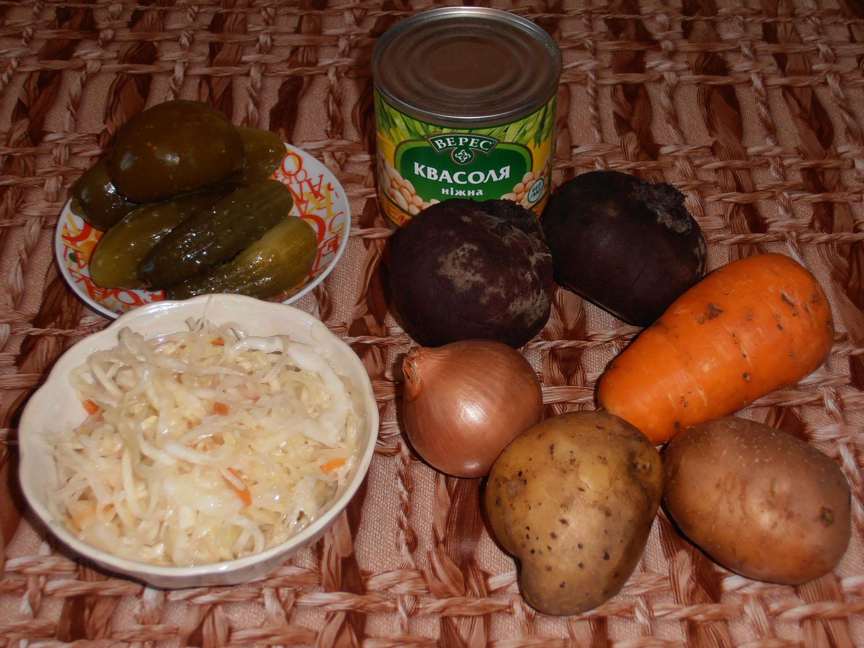рецепт салата консервированного с фасолью