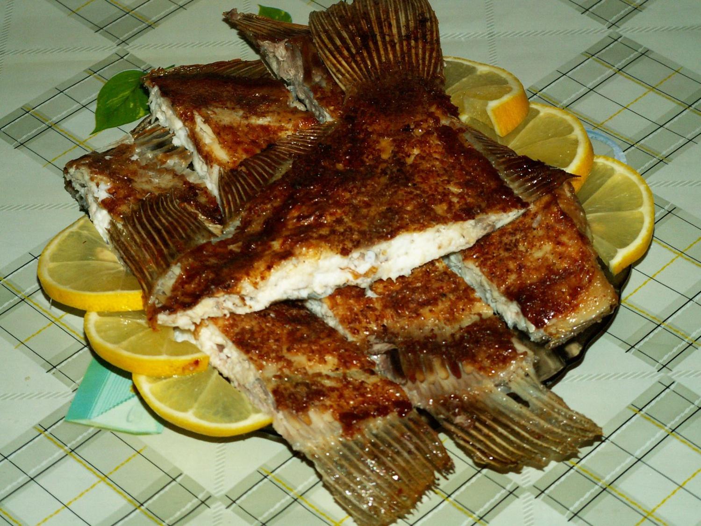 Морская рыба запеченная в духовке рецепт пошагово